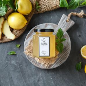 Мармелад Лимон с имбирем