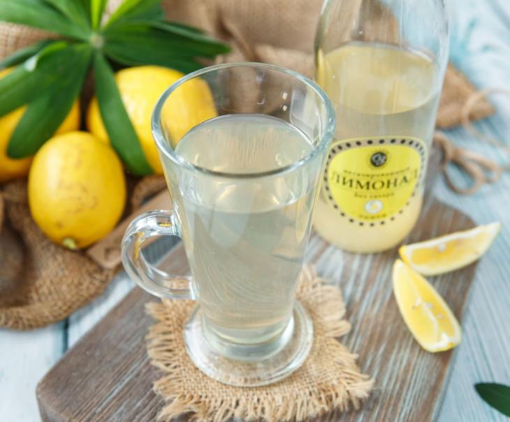 """Лимонад """"Лимон"""""""