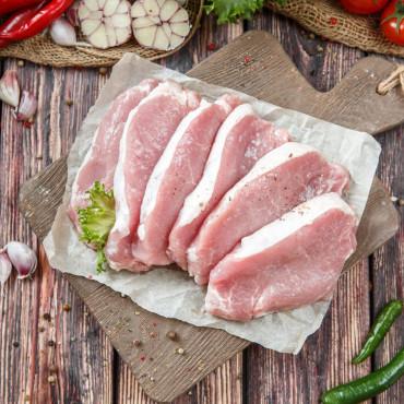 Эскалоп из свинины
