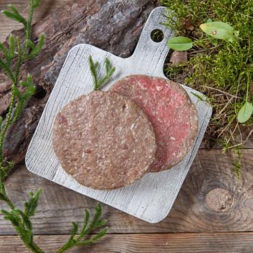 Котлеты для бургеров из мяса кабана