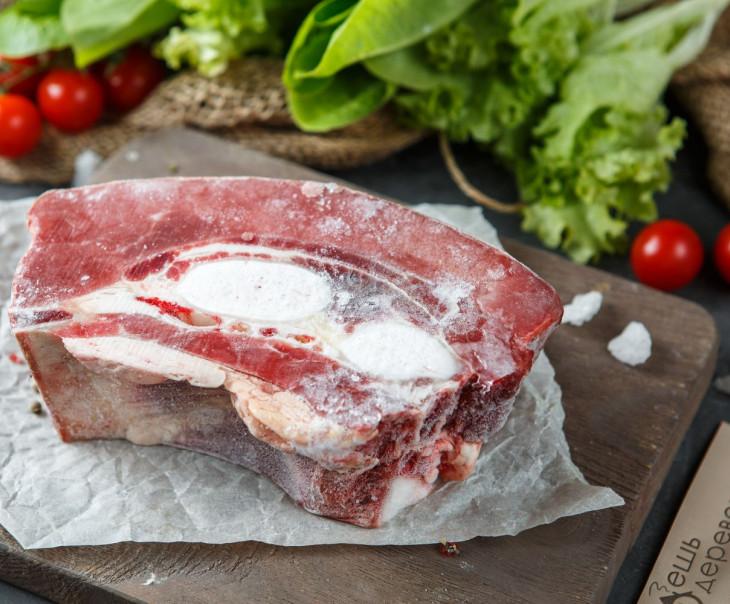 Грудинка говяжья (замороженная)
