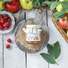 Яблочно-малиновое пюре с 5-ти месяцев