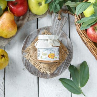 Яблочно-грушевое пюре с 5-ти месяцев