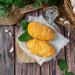 Куриные котлеты с сулугуни