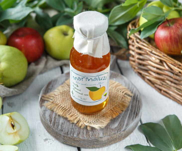 Яблочный сок с 4-х месяцев