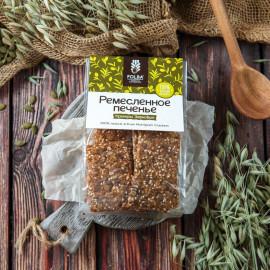 Печенье ремесленное Крекеры зерновые