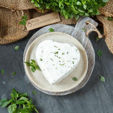 Сыр Комкинский с зеленью