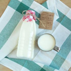 Молоко коровье 3,4 - 3,8 %