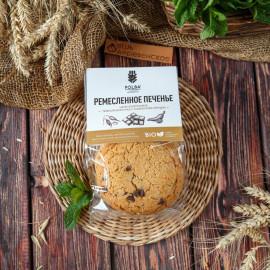 Печенье цельнозерновое с темным шоколадом и кайенским перцем