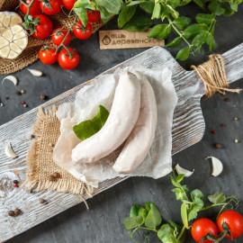 Колбаски телячьи Мюнхенские, вареные с прованскими травами