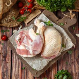 Окорочок цыпленка