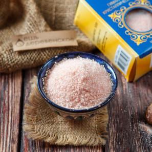 Соль розовая гималайская мелкого помола