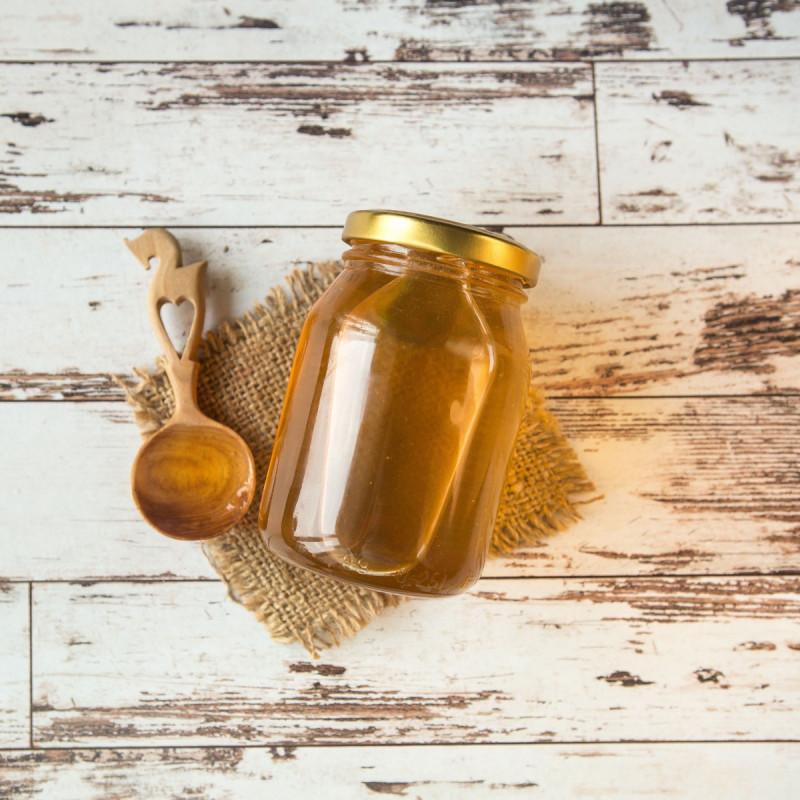 Мёд весенний<br><br>Вес г.: 400