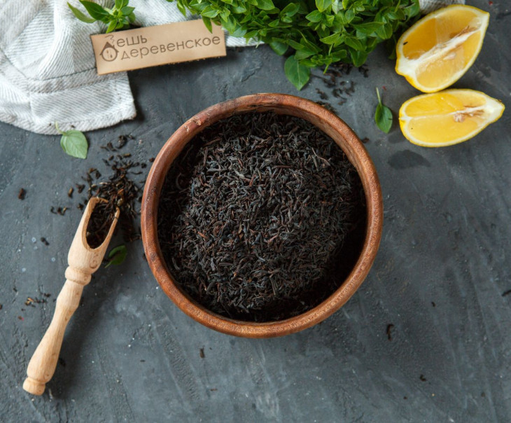 """Чай черный """"Ceylon Sri Lanka"""""""