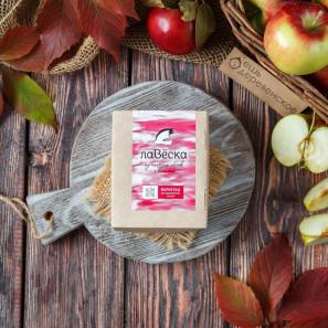 Мармелад из печеных яблок и вишни