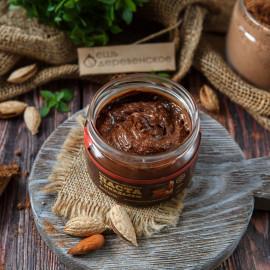 Паста шоколадно-миндальная