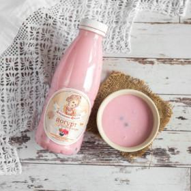 Йогурт 2,5% с ягодами