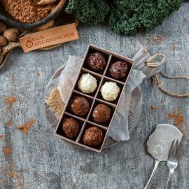 Конфеты шоколадные трюфель Ассорти