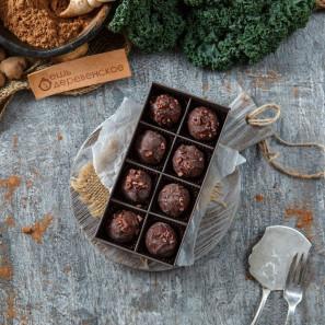 Конфеты шоколадные трюфель Классический