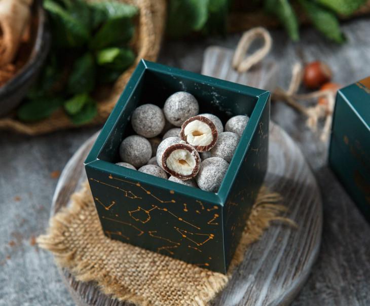 Фундук в шоколаде, 100 г