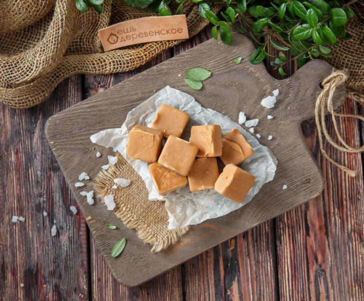 Ремесленные конфеты с гималайской солью