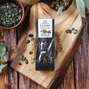 Штирийские тыквенные семечки в глазури черный шоколад