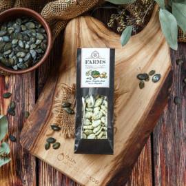 Штирийские тыквенные семечки в глазури белый шоколад