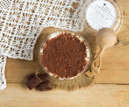 Масса творожная с шоколадной крошкой 9%
