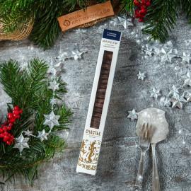 Ириски сливочно-карамельные в горьком шоколаде
