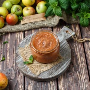 Яблочно-грушевое пюре