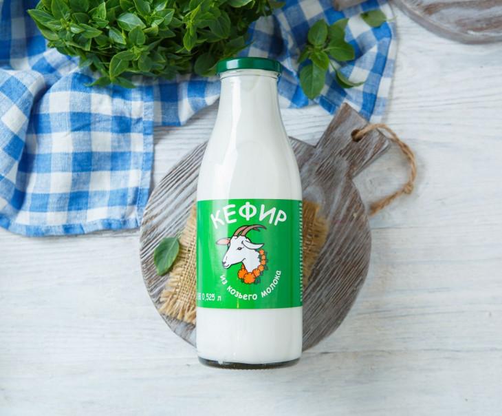 Кефир из козьего молока 2,8 -5,5 %