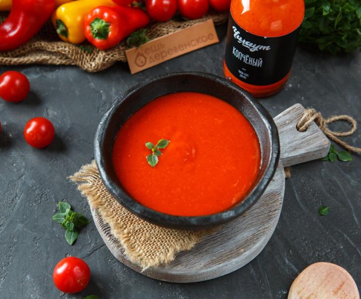 Копчёный Чили-соус