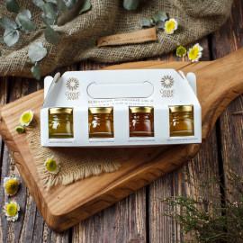 Подарочный набор Алтайская симфония масел (4 вида масла)