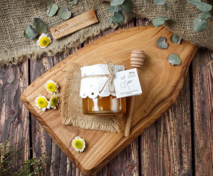 Мед цветочно-цитрусовый_250 г