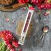 Ириски сливочно-карамельные с малиной в розовом шоколаде
