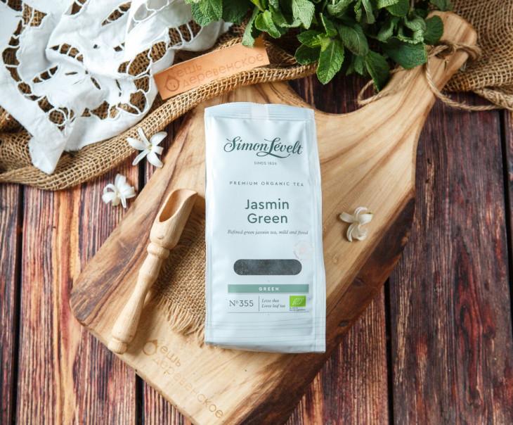 """Чай зелёный """"Jasmine Green"""""""