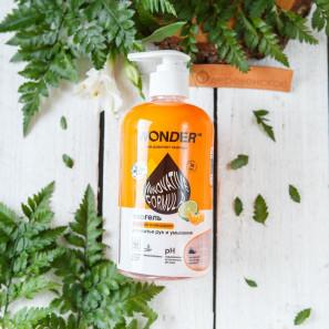 Гель для мытья рук и умывания (бергамот и мандарин)