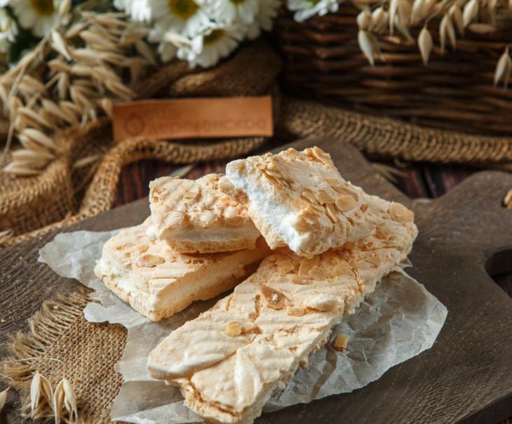 Меренговое печенье без сахара