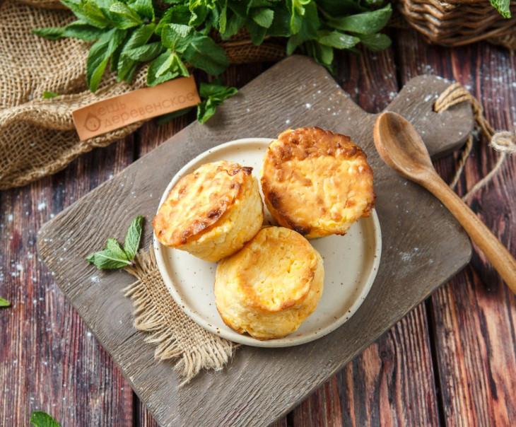 Сырники с тыквой без сахара