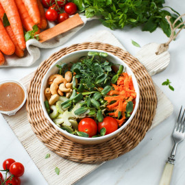 Салат из микрозелени Локали