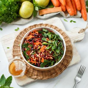 Салат из микрозелени Холидей