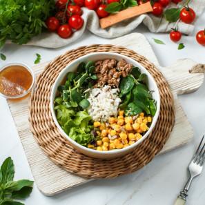 Салат из микрозелени Кантри