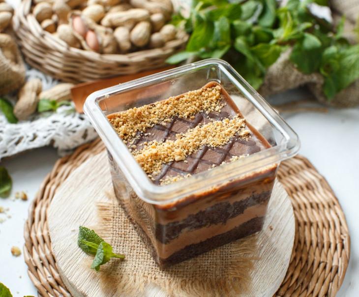 Трайфл орехово-шоколадный
