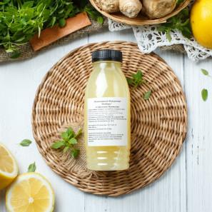 Концентрат для приготовления домашнего лимонада Имбирь
