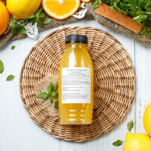 Концентрат для приготовления домашнего лимонада Цитрус