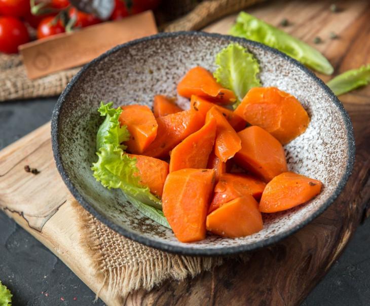 Су-вид из моркови