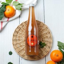 Лимонад Апельсин с брусникой