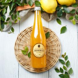 Лимонад Облепиха с лимоном