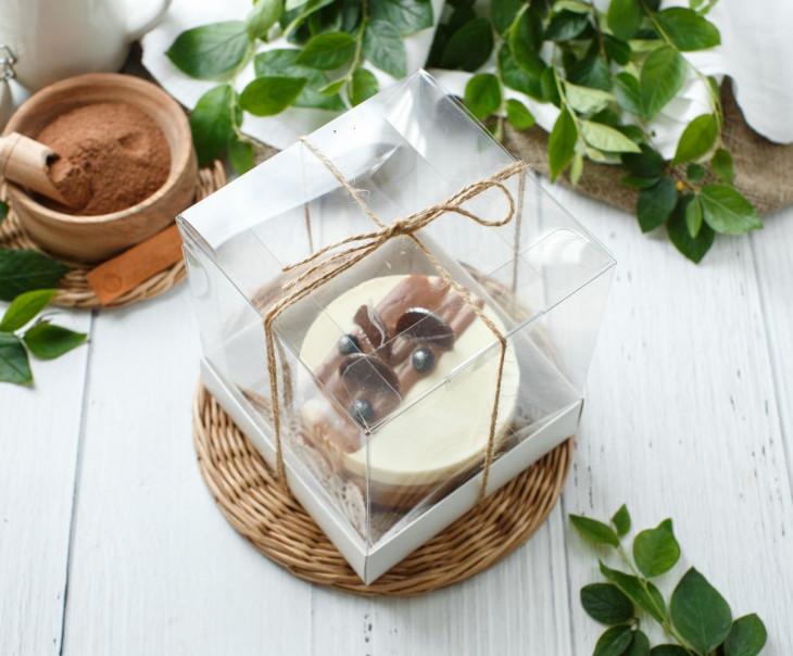 Торт Три шоколада маленький