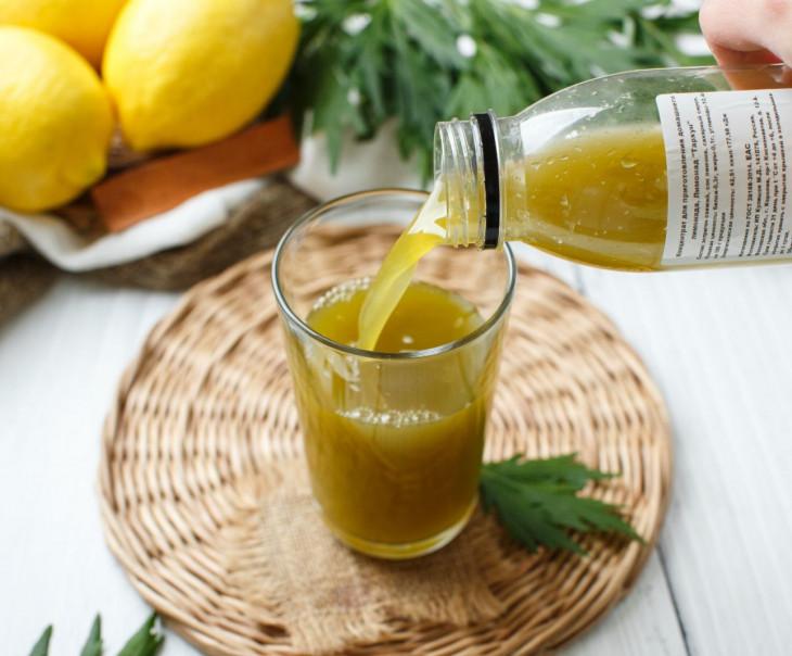 """Концентрат для приготовления домашнего лимонада """"Тархун"""""""